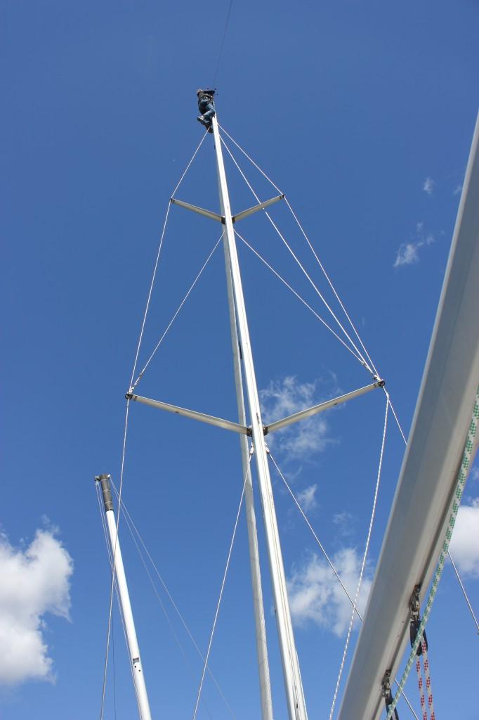 Benns Mast i masten