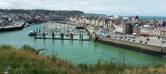 Tidvatten, ostron och vin – Frankrike