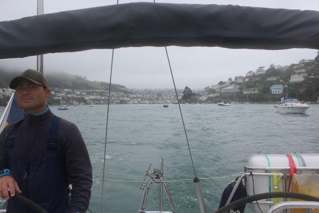 Utloppet från Dartmouth