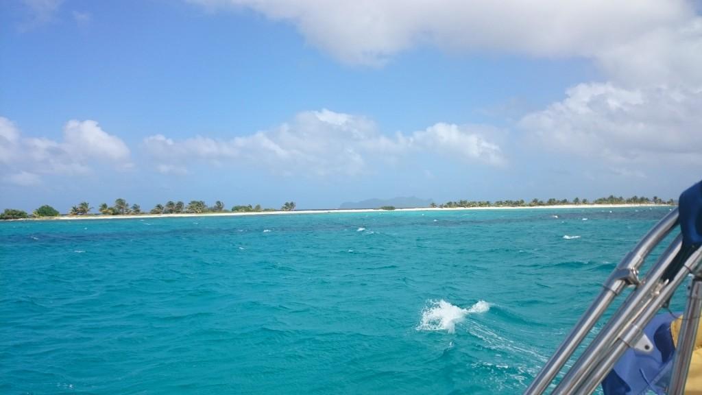 Sandy Island.