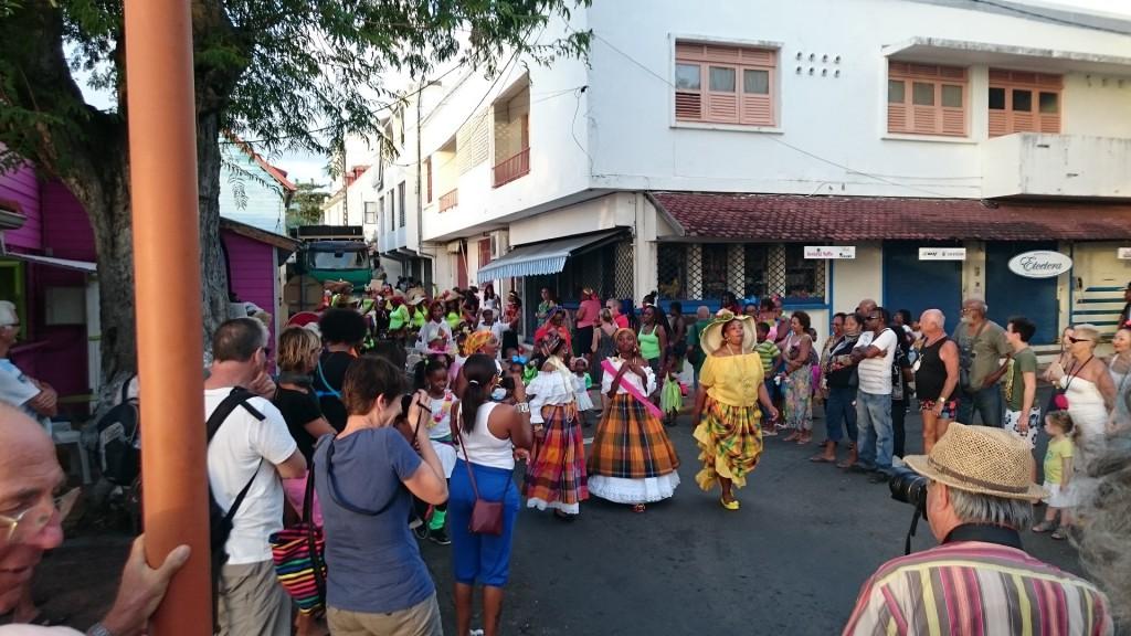 Karnevalen i St Anne.