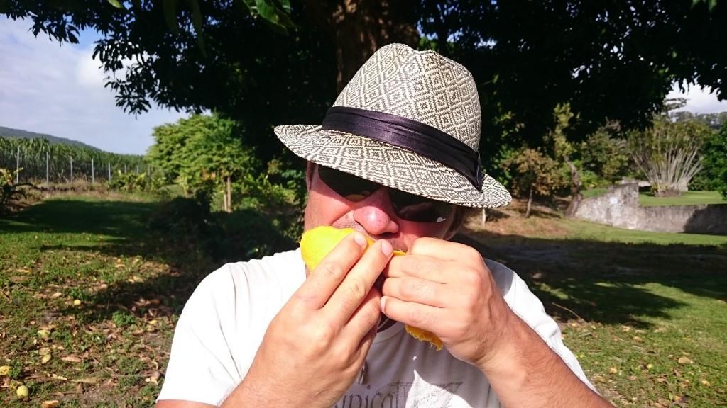 Mums med mango!