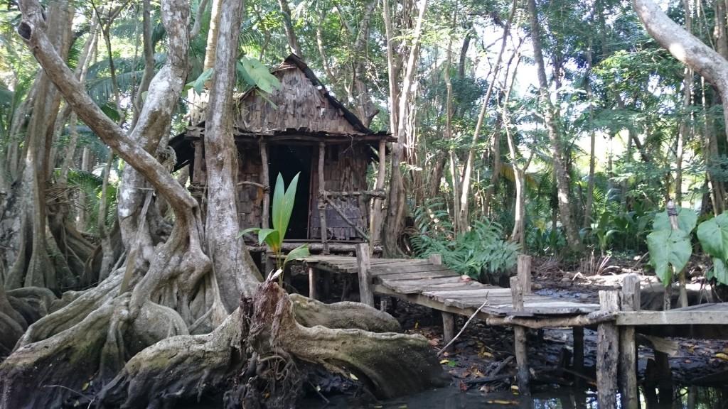 Känner ni igen huset från Pirates of the Carribean 2?