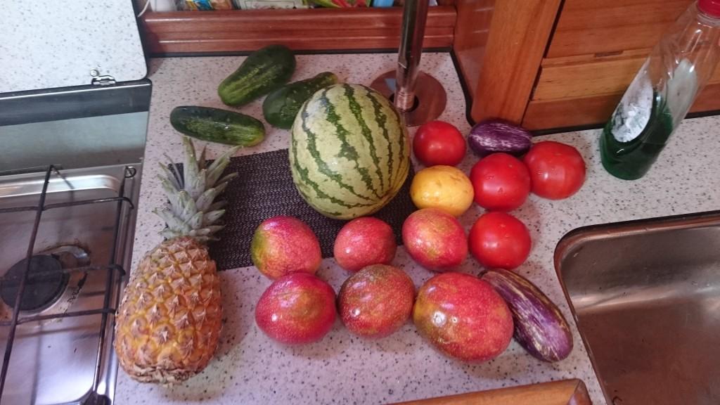 Kan ni gissa frukterna?